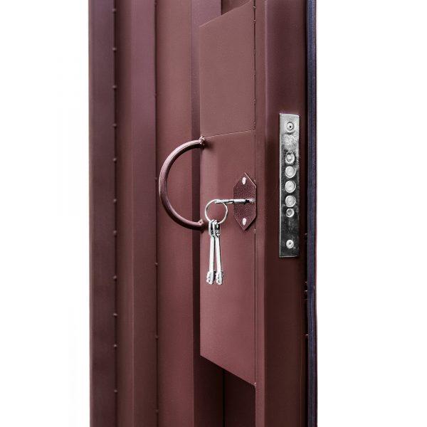 Дверь Пустая Грунт-эмаль